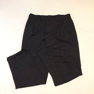 Brooks Brothers Mens 38 Reg Dress Pants Pleated